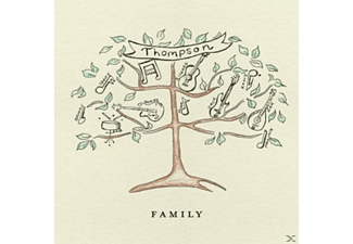 Thompson - Family (Deluxe Edition) [CD + DVD Video]