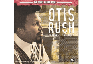 Otis Rush - The Sonet Blues Story - (CD)