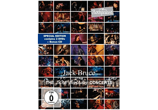 Jack Bruce - The 50th Birthday Concerts - ()