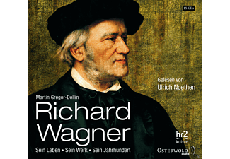 Richard Wagner - 15 CD - Biographien/Porträt