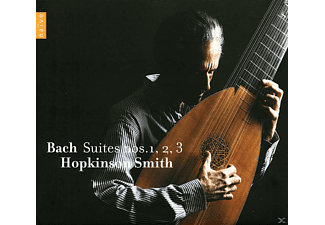 Hopkinson Smith - Cellosuiten 1, 2, 3 - (CD)