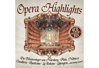 VARIOUS - Opern Highlights-Opera Highlights - (CD)