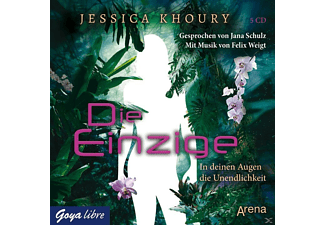 Die Einzige - 5 CD - Science Fiction/Fantasy/Mystery