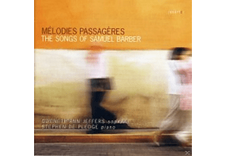 Gweneth-Ann Jeffers, Stephen De Pledge - Mélodies Passagères - (CD)