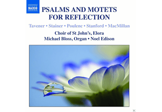 Michael Bloss, Choir Of St John's - Psalms And Motets For Reflection - (CD)