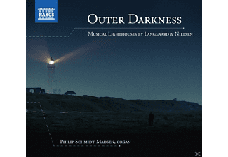 Philip Schmidt-madsen - Outer Darkness - (CD)