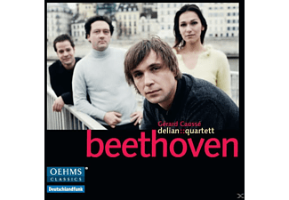 Delian Quartett, Causse Gerard - Beethoven - (CD)