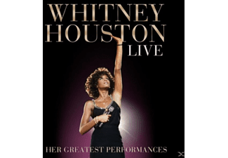 Whitney Houston - Live: Her Greatest Performances | DVD