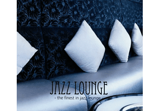 VARIOUS - Jazz Lounge-The Finest In Jazz Lounge - (CD)