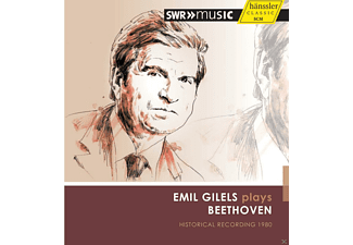 Emil Gilels - Gilels plays Beethoven - (CD)