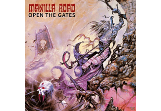 Manilla Road - Open The Gates [Vinyl]