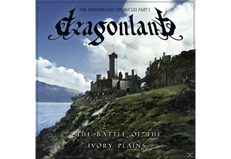 Dragonland - The Battle Of The Ivory Plains (Re-Release) - (CD)
