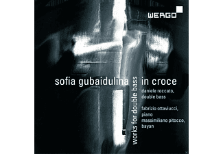 Daniele Roccato, Fabrizio Ottaviucci, Massimiliano Pitocco - Works For Double Bass - (CD)
