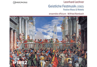 Ensemble Officium - Geistliche Festmusik (1582) - Festive Mass & Motets - (CD)