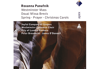 Joyful Company Of Singers, Westminster Cathedral Choir, City Of London Sinfonia - Westminster Mass/Douai Missa Brevis/Spring/Prayer/ Christmas Carols - (CD)