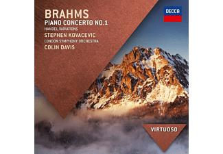 Stephen Kovacevic, London Symphony Orchestra, Sir Colin Davis - Piano Concerto No. 1 [CD]
