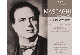 VARIOUS - Mascagni Conducts His Greatest Operas (Ga) - (CD)