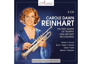 Carole Dawn Reinhart - The First Queen Of Trumpet And Her Best Recordings - (CD)