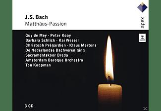 http://picscdn.redblue.de/doi/pixelboxx-mss-66780640/fee_325_225_png/Guy-De-Mey--Peter-Kooy--Kai-Wessel--Christoph-Pr%C3%A9gardien--De-Nederlandse-Bachvereniging--Sacramentskoor-Breda--Amsterdam-Baroque-Orchestra--Klaus-Mertens--Schlick-Barbara---Matth%C3%A4us-Passion---%28CD%29