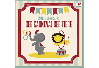 Ross Pople, London Festival Orchestra - Karneval Der Tiere - (CD)
