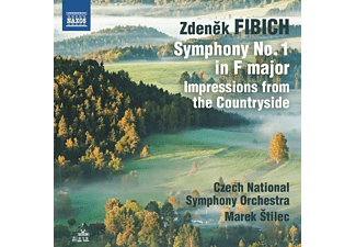 The Czech National Symphony Orchestra - Sinfonie 1 / Impressions - (CD)