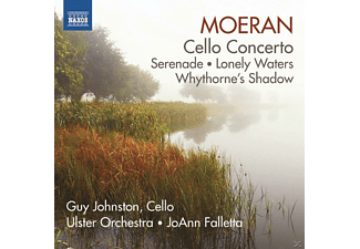 Joann Falletta, Rebekah Coffey, Ulster Orchestra, Johnston Guy - Cello Concerto/ Serenade/ Lonely Waters/ Whythorne's Shadow - (CD)