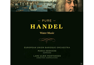 Maria Keohane, European Union Baroque Orchestra - Pure Händel - (CD)