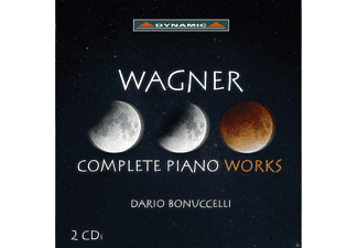 Bonuccelli Dario - Complete Piano Works - (CD)