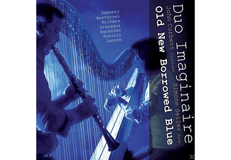 Duo Imaginaire - Old New Borrowed Blue - (CD)