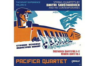 Pacifica Quartet - String Quartets And His Contemporaries - (CD)