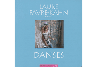 Laure Favre-kahn - Danses - (CD)