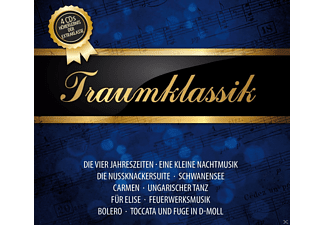 VARIOUS - Traumklassik - (CD)