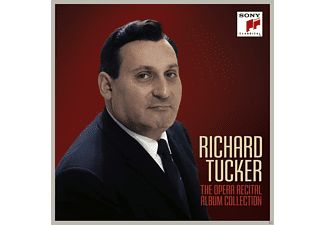 Richard Tucker - Richard Tucker: The Opera Recital Album Collection - (CD)