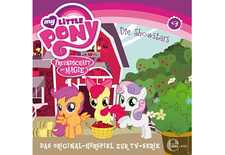 My Little Pony - My Little Pony 09: Die Showstars - (CD)
