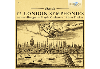 Austro-hungarian Haydn Orchestra - 12 London Symphonies - (CD)