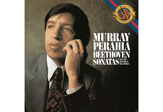 Perahia Murray - Beethoven Sonatas 4, 11, 7 - (CD)