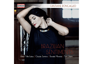 Christian Peix, Andre Bayer, Roncaglio Cristiane - Brazilian Sentiments - (CD)