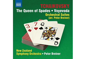 Peter Breiner, New Zealand Symphony Orchestra - Orchestral Suites - (CD)