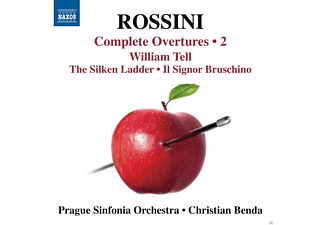 Prager Sinfonieorchester - Ouvertüren Vol.2 - (CD)