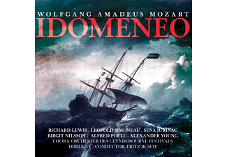 Orchester des Glyndebourne Festival - Idomeneo - (CD)