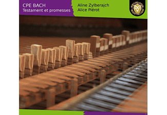 Aline Zylberajch, Alice Pierot - Testament Et Promesses - (CD)