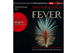 Fever - 2 MP3-CD - Krimi/Thriller