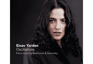 Einav Yarden - Oscillations - (CD)