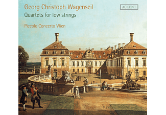 Piccolo Concerto Wien - Quartets For Low Strings - (CD)