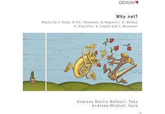 Andreas Martin Hofmeir, Andreas Mildner - Why Not ? [CD]