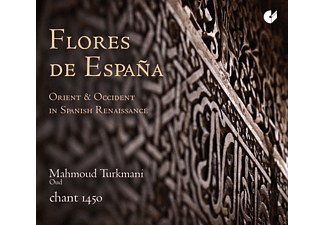 Chant 1450, Mahmoud Turkmani - Flores de Espana - (CD)