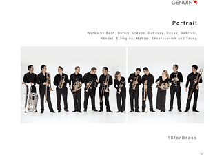 10forbrass Bläserensemble - Portrait - (CD)