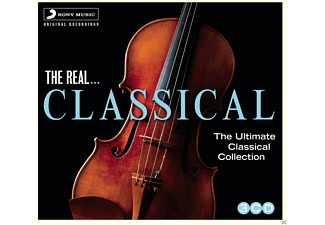 VARIOUS - The Real... Classical - The Ultimate Classical Collection - (CD)