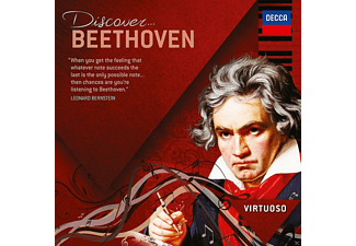 VARIOUS - Discover... Beethoven [CD]