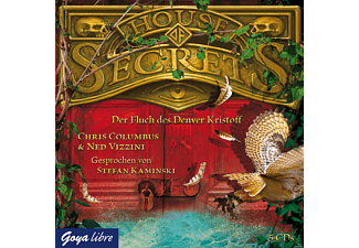 House of Secrets - Der Fluch des Denver Kristoff - (CD)